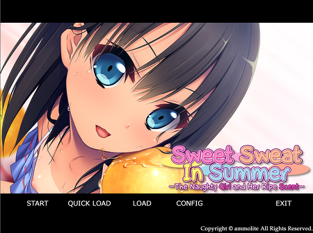 Sweet Sweat in Summer