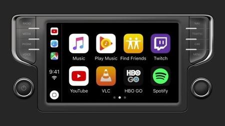 CarBridge (iOS 13, iOS 14, Lite) : 애플 카플레이(CarPlay) 기능 확장 트윅 [iOS14]