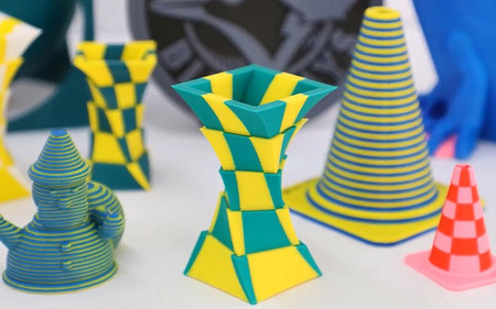 [3D프린팅 백과사전] 두 가지 필라멘트를 동시에! 멀티플레이가 가능한 '3D프린터 듀얼 노즐'이란?