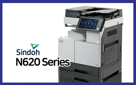 Sindoh launches 'N620 Series', an A3 B/W multi-function printer with faster and stronger capabilities