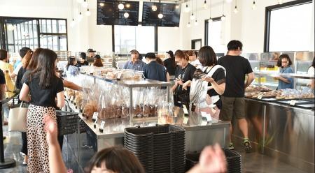 김포 식빵연구소 방문 후기