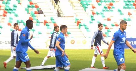 유럽 코로나 범유행에도 벨라루스 프로축구는 개의치 않아