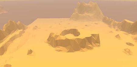 [Unity3D]유니티 간편하게 로우폴리 맵 만들기(Low-Poly Map)