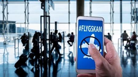 비행기는 No! '플라이트 셰임(Flight Shame)' 운동