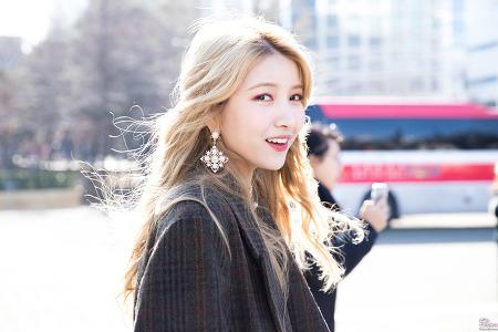 [PHOTO] 190125 최화정의 파워타임 - 여자친구 소원 유주
