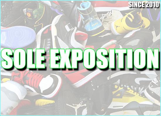 SOLE EXPOSITION - Twitter Open!!