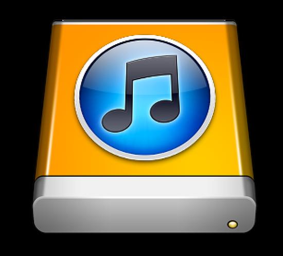 [iTunes Tip #4] 라이브러리와 백업파일을 외장하드로