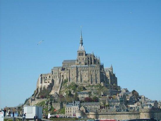 몽생미셸, 노르망디 해변 당일 투어합니다.