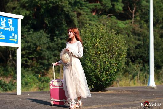 [14.09.21] 포토레이스 주최 촬영회 In 광주 모델 윤채원 Vol.1 - 21