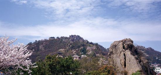 유달산, 태산, 그리고 무릉도원