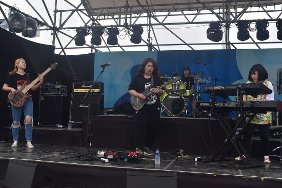 2016 Pentaport Rock Festival Mini Report - Day 3