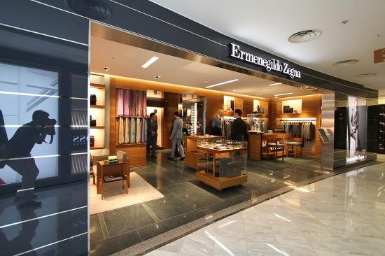 Ermenegildo Zegna_Galleria dep East 4F