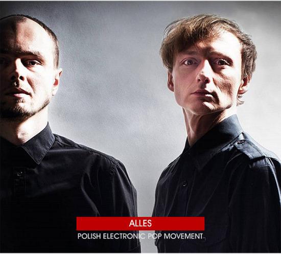 Alles (폴란드 일렉트로닉 듀오)의 데뷔앨범 Post