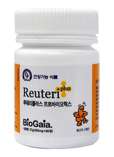 루테리유산균 > 바이오가이아 루테리 태블릿 (정제) 프로바이오틱스
