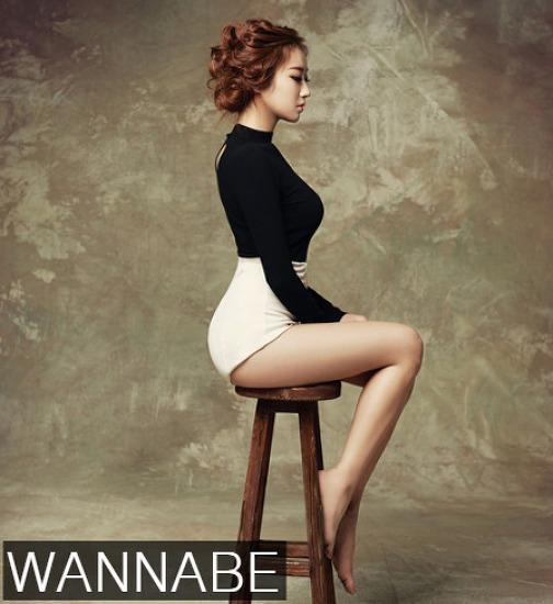 wannabe #5  워너비몸매에 빠질 수 없는 그녀, 경리