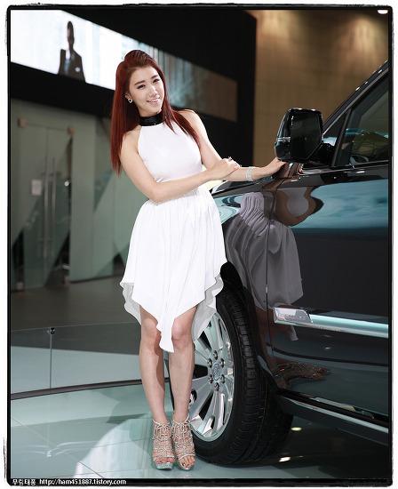 2015 서울모터쇼 캐딜락 모델[이성화]