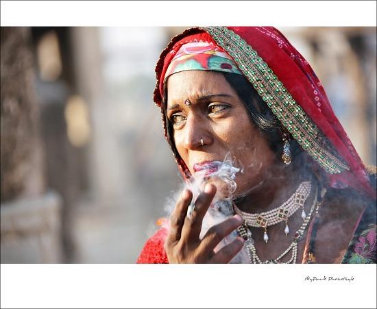 [ India Rajasthan Special Photo ] 라자스탄 여인
