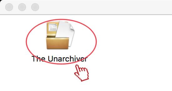 맥에서 한글 깨짐 없이 압축 풀기 The Unarchiver 로 간단하게 압축 풀자