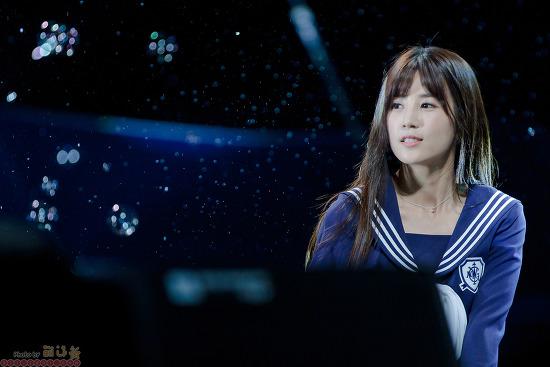 14/09/18 에이핑크 - 전북도민체육대회 개막식 직찍(part.1) by 매냐☆