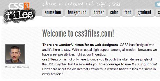 css3files.com