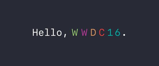 애플 WWDC 2016, 꽤 괜찮은 전략을 들고 나왔다