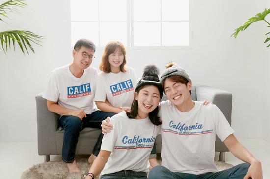 [대전가족사진] 상큼한 미소가 매력적인 가족촬영