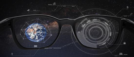 AR을 눈앞에 두기 위한 디스플레이 기술
