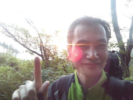 태안 산행 첫째날의 기록 초심