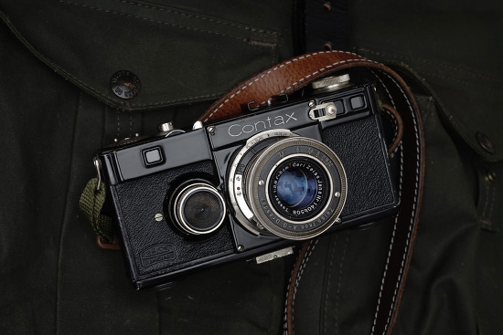 Legacy of Zeiss Ikon, Contax Id.
