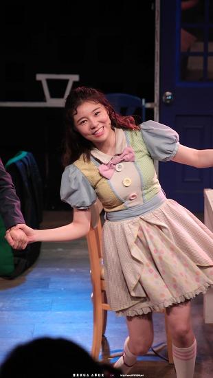 191201 뮤지컬 사랑은비를타고 시즌9 커튼콜 이서영 직캠