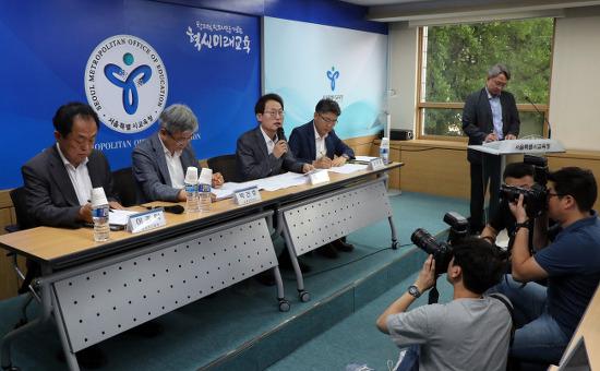 [사설]서울교육청, '일반고 중심의 교육정상화'가 맞다