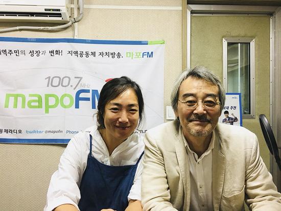 따뜻한 만남 그리고 인연, 소셜씨어터 김은영 연출과 남명렬 배우