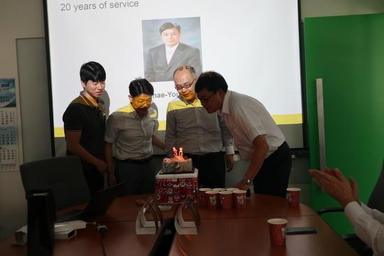 한국코닥 창립 30주년 행사