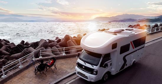 겨울 캠핑족을 위한 차박형 캠핑카 추천 3