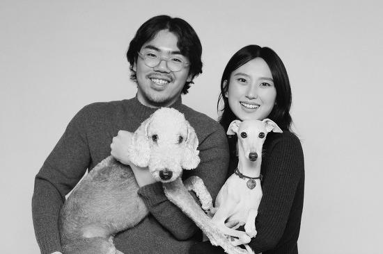 [대전 커플사진] 흑백의 무드가 꼭 어울렸던 커플 촬영