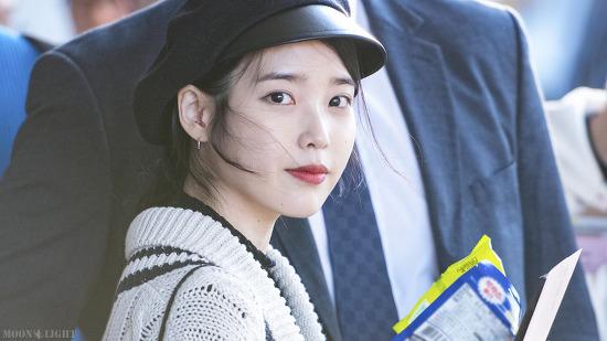 [181226] 인천 공항 입국 아이유 직찍 by 달빛마차