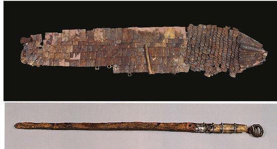 신문배달소년이 발견한 함안 말갑옷이 보물로 지정된 사연