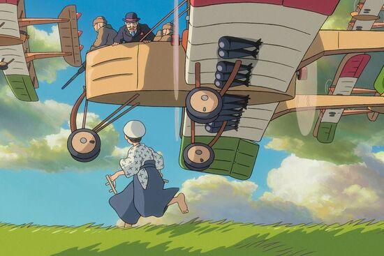 [The Wind Rises (風立ちぬ), 2013]