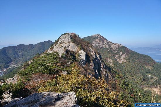[통영] 사량도 지리산, 칠현산 연계 산행 ① 지리산 편