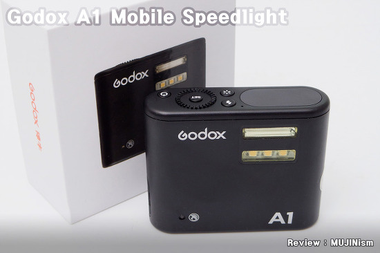 Godox A1 mobile SpeedLight