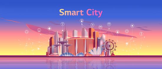 [스마트시티 랜선 여행 4편] 전 국토를 3D 가상현실로! 싱가포르 스마트시티