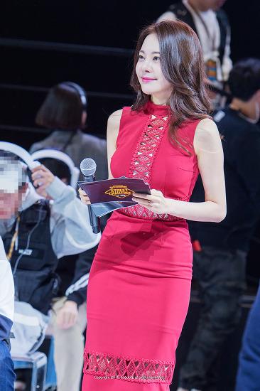 '아옳이' 김민영: 2018 국제게임전시회, 지스타(G-STAR)