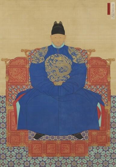 [1대] 태조(太祖) 이성계 (재위 : 1392~1408) - 조선왕조 500년 :: 조선시대 연대표