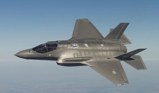 미국판 '공중 일대일로'…F-35 벨트로 들어간 한국