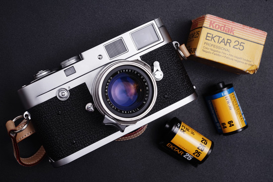 LEICA M2 Early verion(m2 button rewind).