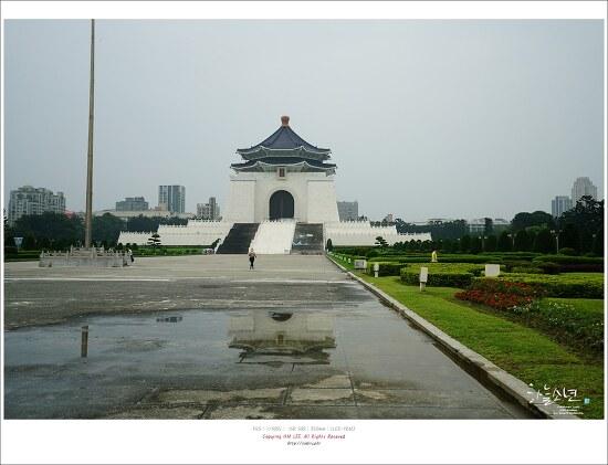 타이베이 여행 - 중정기념당 그리고 용산사