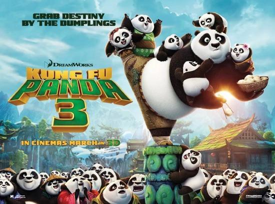 #중국영화 대본# 영화와 함께 공부하는 중국어 《功夫熊猫3 쿵푸팬더3》 영화자막 대본