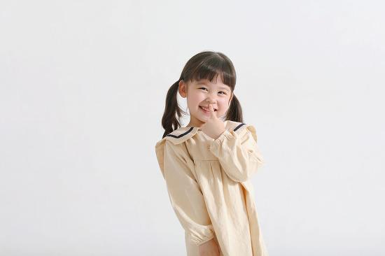 [대전 프로필] 키즈 모델 수인이의 첫 프로필 촬영