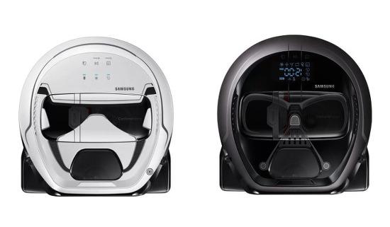청소의 포스가 그대와 함께 하길, 삼성전자 파워봇 스타워즈 에디션