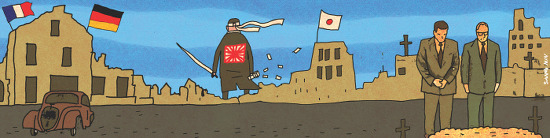 [이지누 칼럼]일본이 닮아야 할 '독일의 반성'